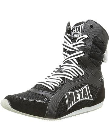 Metal Boxe Viper2 - Botas Altas de Boxeo
