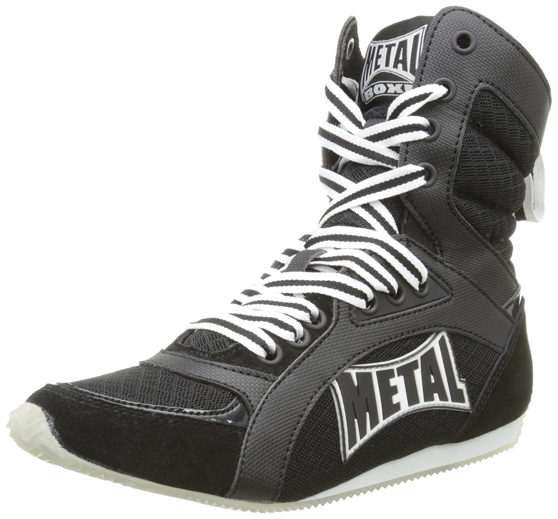 Metal Boxe Viper2- Botas Altas de Boxeo MEU1T