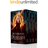 Unstoppable Liv Beaufont Boxed Set Three: The Passionate Delegate, The Unlikely Heroes, The Creative Strategist, The Born Leader