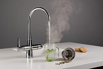 Zen Life 100 C Sofort Kochendes Wasser Wasserhahn Mit Warmen Und