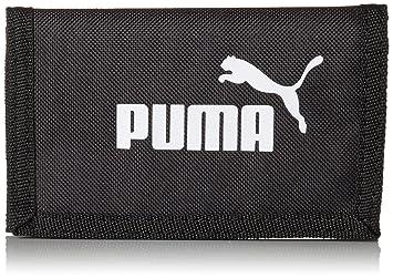 Puma Phase Wallet Cartera, Unisex, Black, OSFA: Amazon.es: Deportes y aire libre