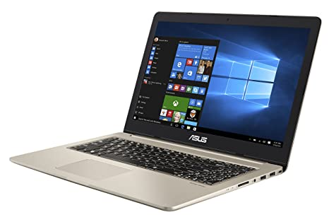 ASUS VivoBook Pro Notebook Intel Core i7-7700HQ, 16 GB de RAM ...