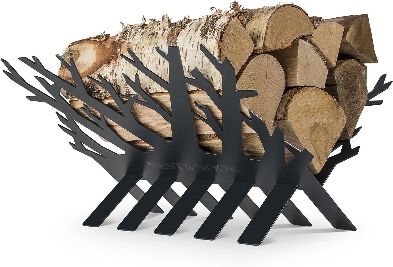 Free ship Log blanket ladder   Rustic Cabin Decor Twist of Nature Log Furniture