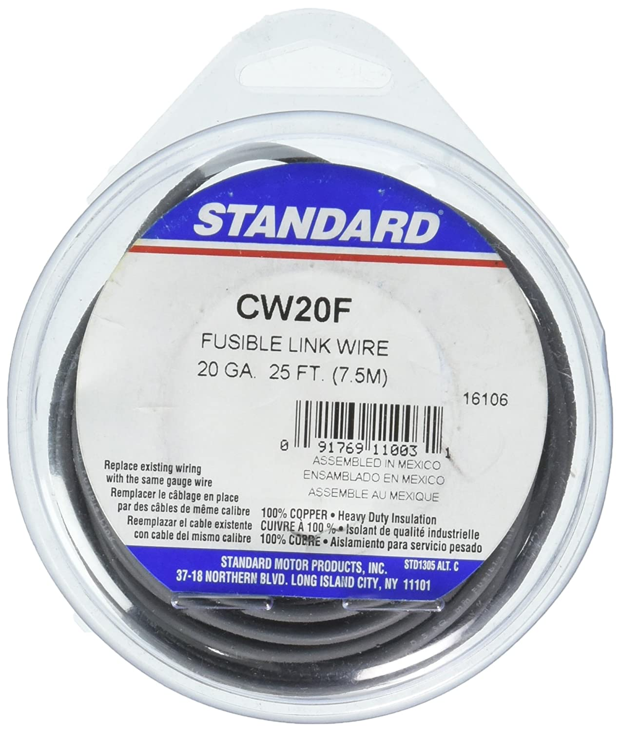 Standard Motor Products CW20F Fusible Link Wire