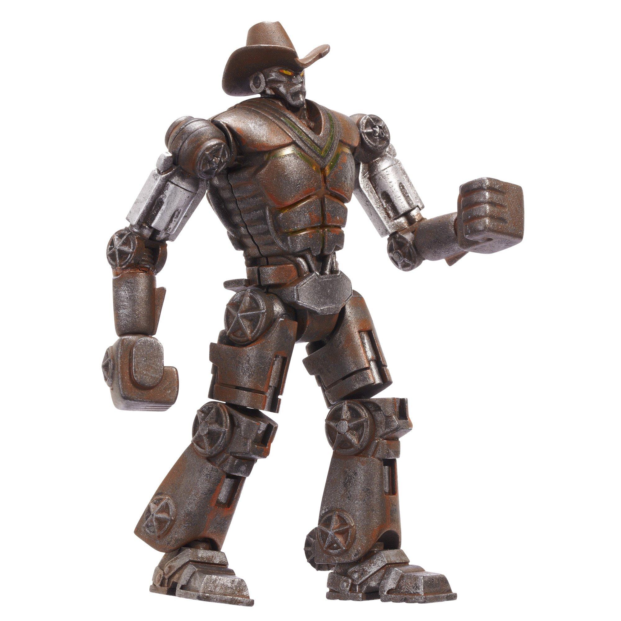 Real Steel Figure Wave 2 Six Shooter 39897313665 | eBay