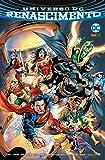 Universo DC: Renascimento - Capa Exclusiva Metalizada