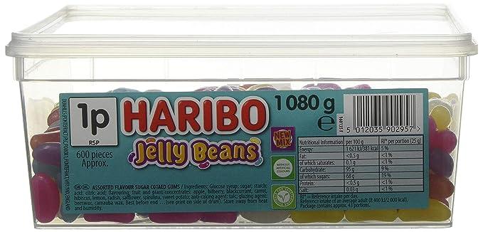 jelly beans programma