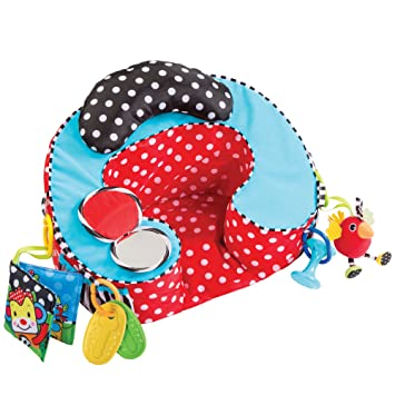 Amazon.com: Wiggle Seat Inflatable Sensory Chair Cushion for Kids ...