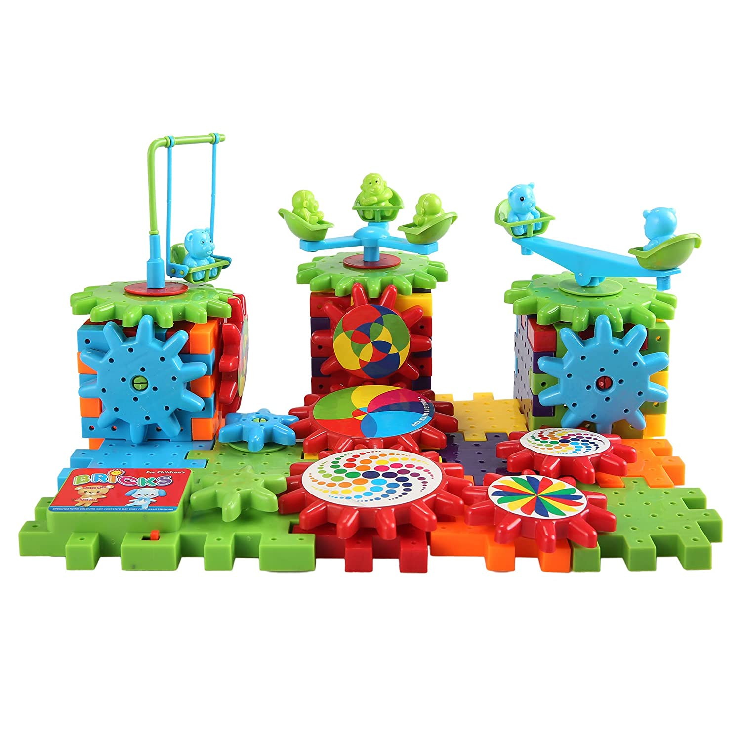 Amazon Gracelove educational Toys Building Block Bricks