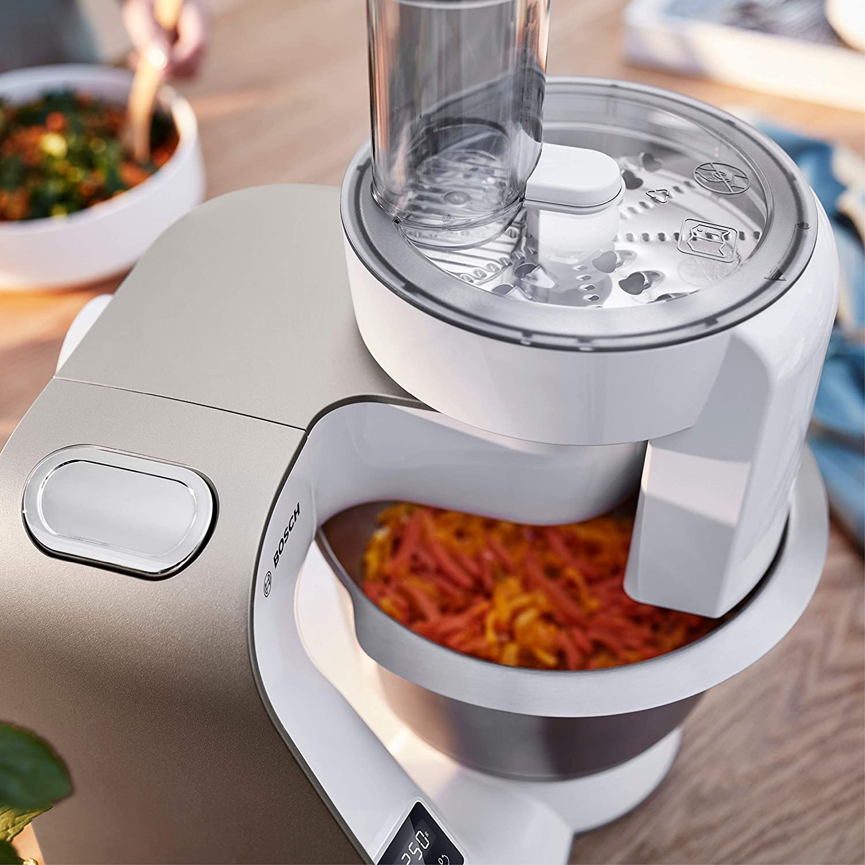 Bosch MUM 5 - Robot de cocina Accesorio de batidora adicional. Blanco: Amazon.es: Hogar