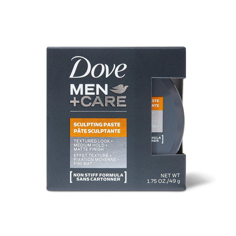 Dove Men+Care Hair Styling Sculpting Paste 1.75 oz : Beauty