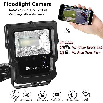 Flood Light Security Camera Wireless Best Famirosa Floodlight Camera MotionActivated Wifi Wireless Flood