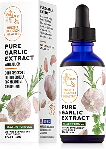 Pure Garlic Extract