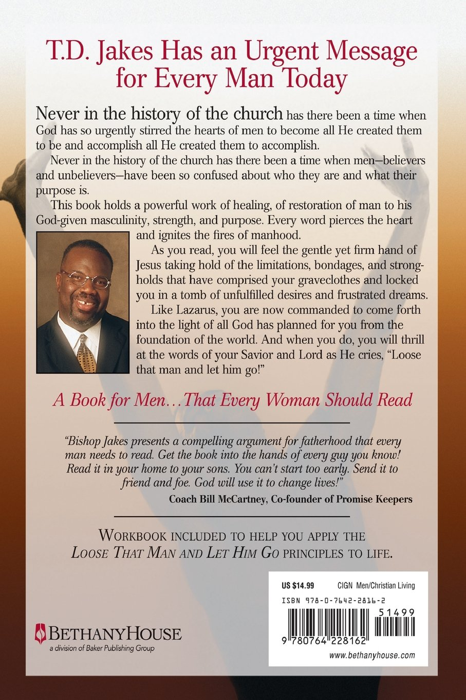 e-book Loose That Man and Let Him Go! with Workbook