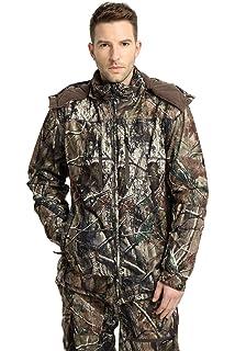 Amazon.com : NEW VIEW Hunting Jacket Waterproof Hunting ...