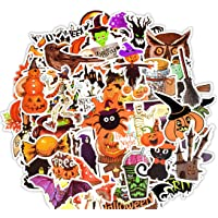 Halloween Stickers Pack Vinyl Graffiti Decals Koffer Sticker voor Laptop Auto Kids Boek Skateboard Moto Fiets Bagage…