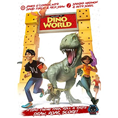 Welcome to Dino World: Alley Cat Games: Toys & Games