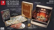 octopath traveler collectors edition gamestop
