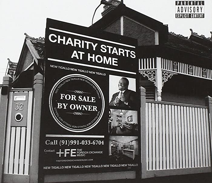 Top 10 Phonte Charity Starts At Home Clean