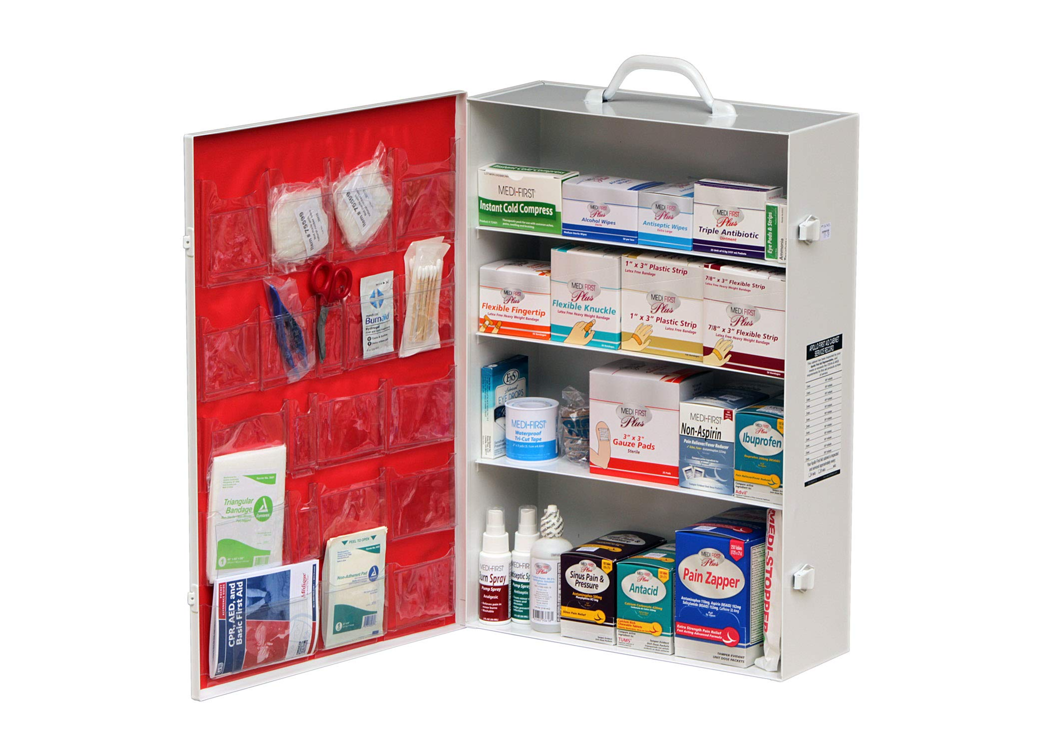 Medique Products Apollo1 Large Industrial First Aid Kit