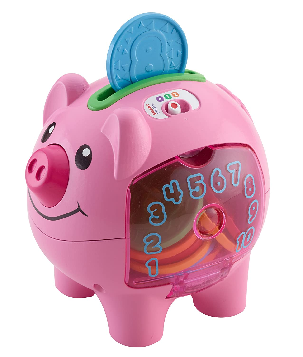 Laugh and Learn Fisher Price Smart Stages Piggy Bank