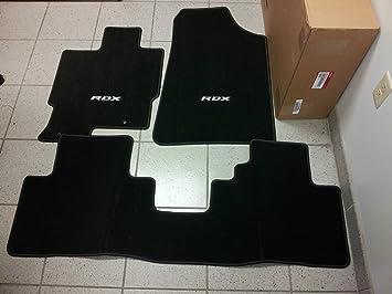 Amazoncom Acura Genuine STKAZA Floor Mat Set Automotive - Acura rdx floor mats