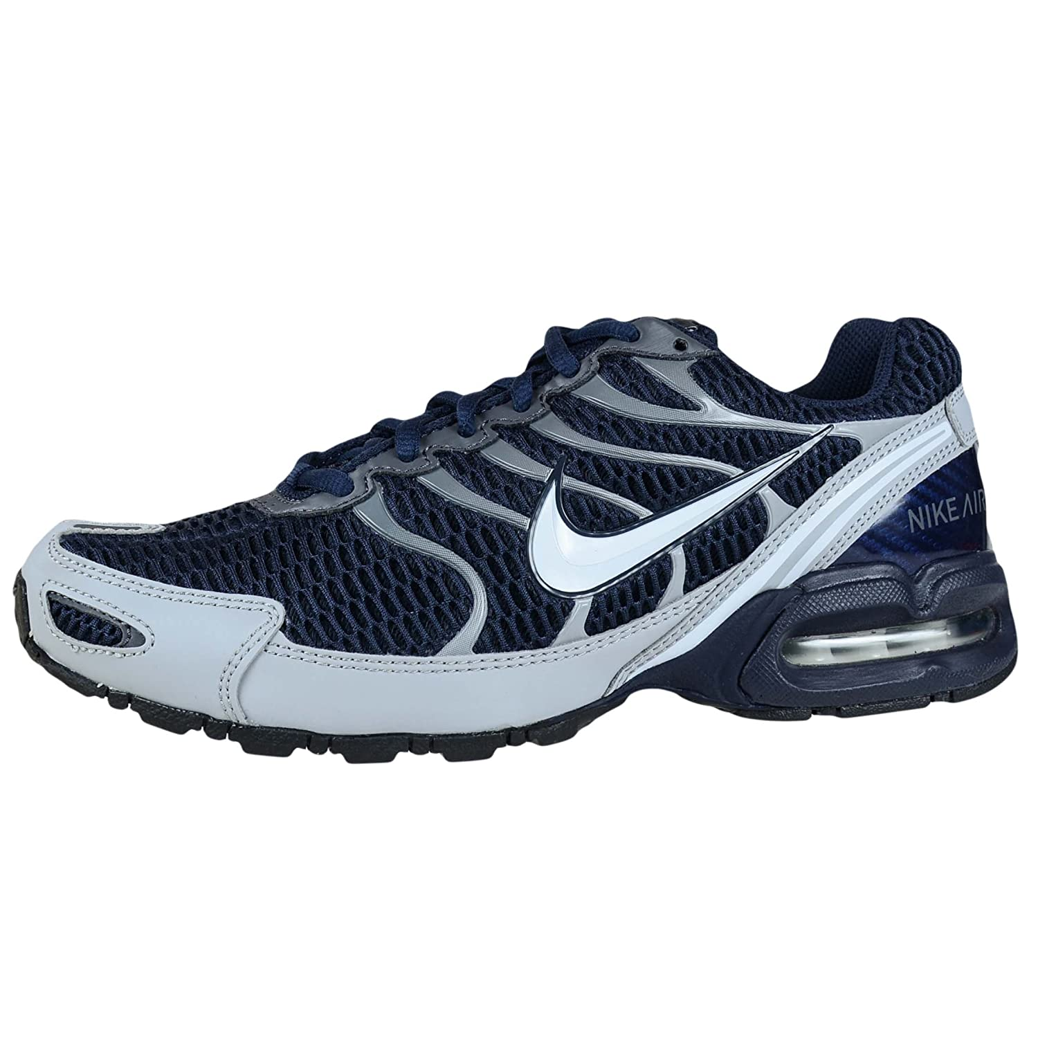 best sneakers c098f 16c83 Amazon.com   NIKE Mens Air Max Torch 4 Running Shoe Cool Grey White