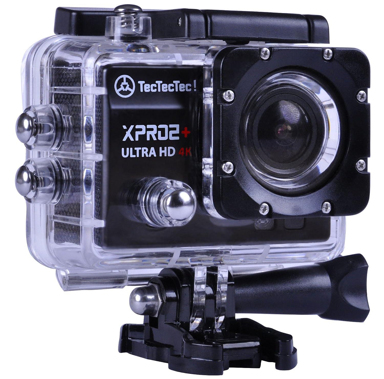 TecTecTex XPRO2+ Ultra HD 4K Wasserdichte WiFi-Action-Sport-Kamera
