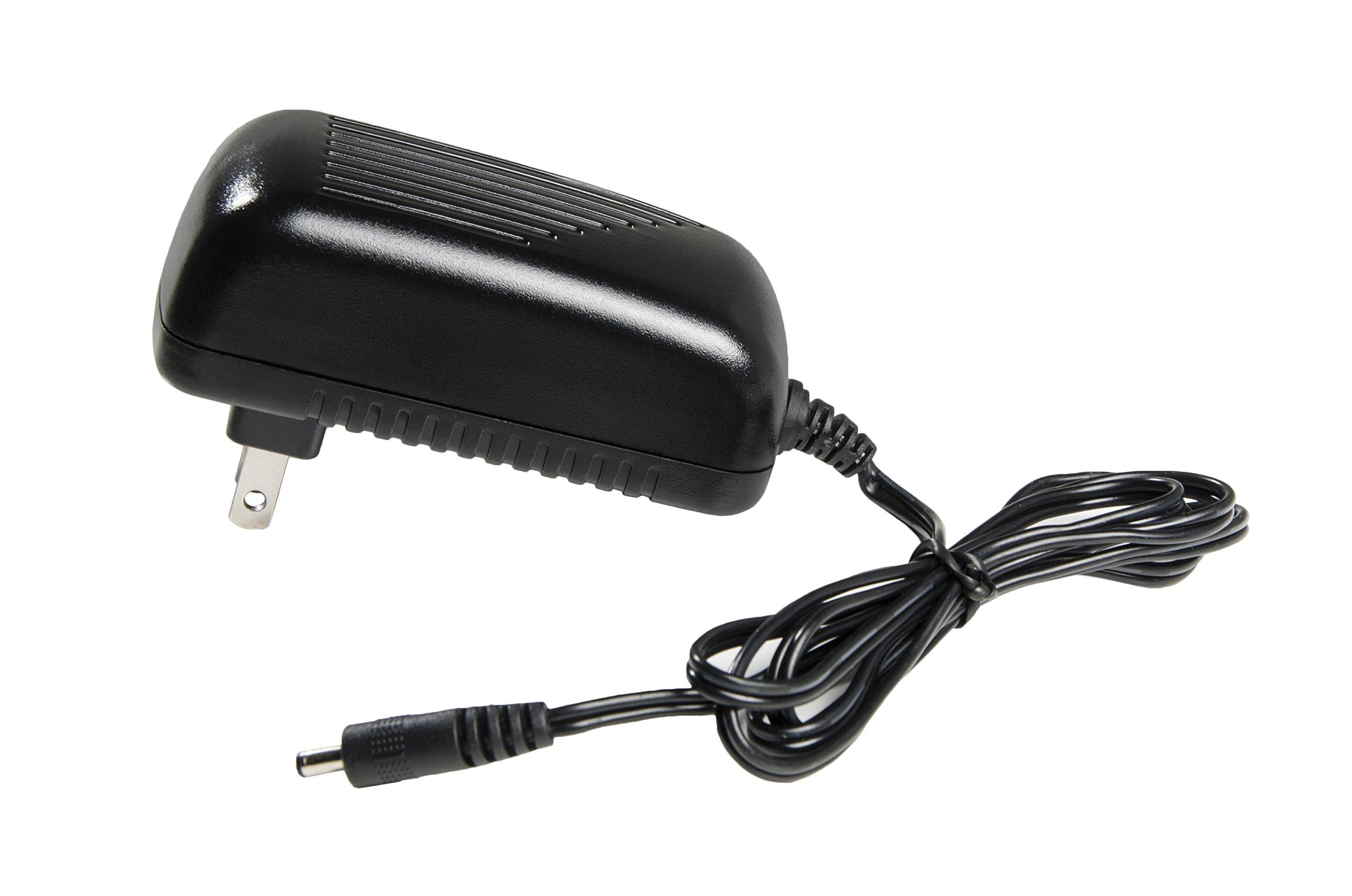 Sabrent 5V 4A 100V-240V to DC Power Adapter Support most Sabrent USB Hub [Black] (PS-5V4A)