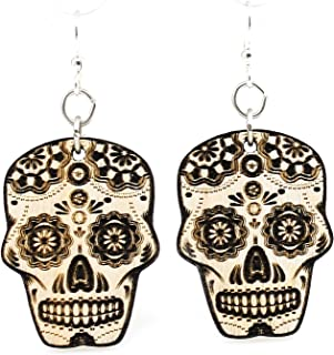 product image for Sugar Skull Earrings