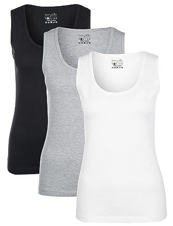 Pack de 3 Berydale Camiseta Mujer