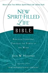 New Spirit Filled Life Bible: Kingdom Equipping Through the Power of the Word Hardcover