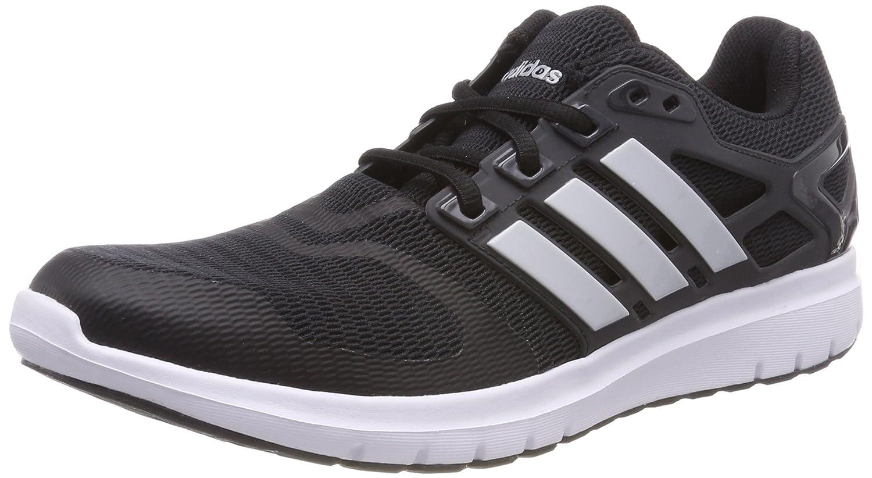 Adidas Energy Cloud V, Zapatillas de Deporte para Mujer 43 1/3 EU|Negro (Negbas/Plamat/Carbon 000)