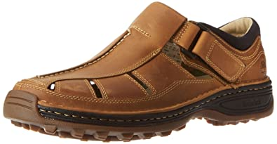 1a6af9906e1 Timberland Men s Altamont Toe Closed Back Fisherman