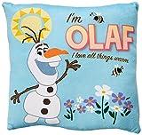 Disney Frozen Olaf Decorative Pillow, 11 by
