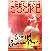 One Hot Summer Night: A Contemporary Romance (Secret Heart Ink Book 3) (English Edition)