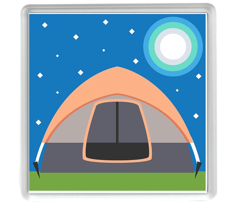 camping tent emoji