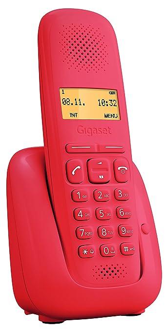57 opinioni per Gigaset A 150 Telefono Cordless, Rubrica fino a 50 Contatti, Tasto Ricerca
