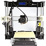Promotion Price, MagicD High Performance A8 RepRap 3D Printer DIY Kit , Classic A8 RepRap 3D Printer , Desktop 3D Printer, Print PLA , ABS Filament , Easy To Assemble.
