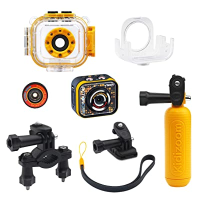VTech : Kidizoom Action Cam HD (Bilingual): Toys & Games