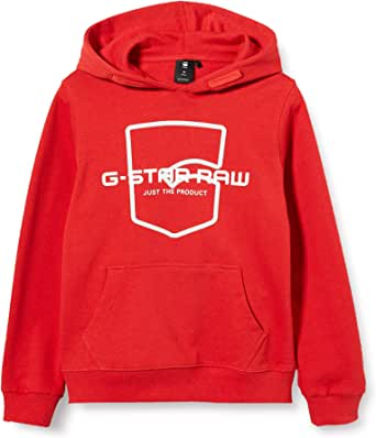 G-STAR RAW Sq15066sweat Sudadera para Niños