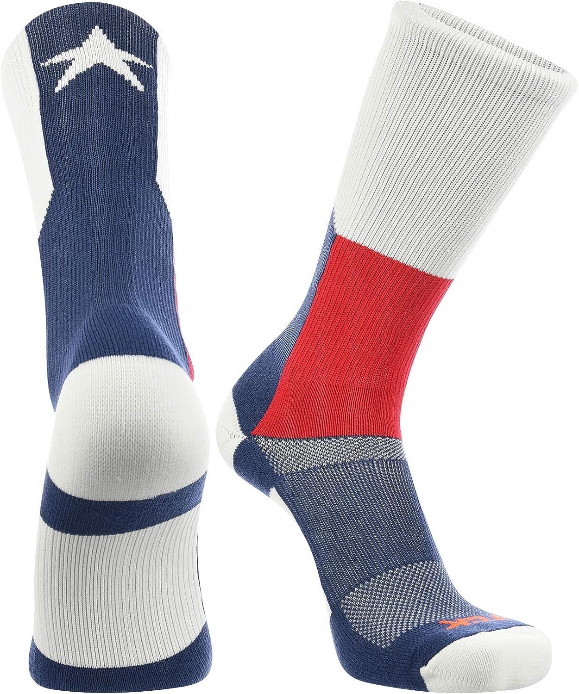 TCK deportes calcetines de bandera de Texas: Amazon.es: Ropa y accesorios
