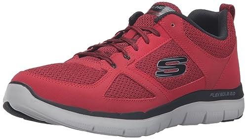 Detalles de Zapatillas Skechers Flex Advantage 2.0 The Happs Azul Hombre