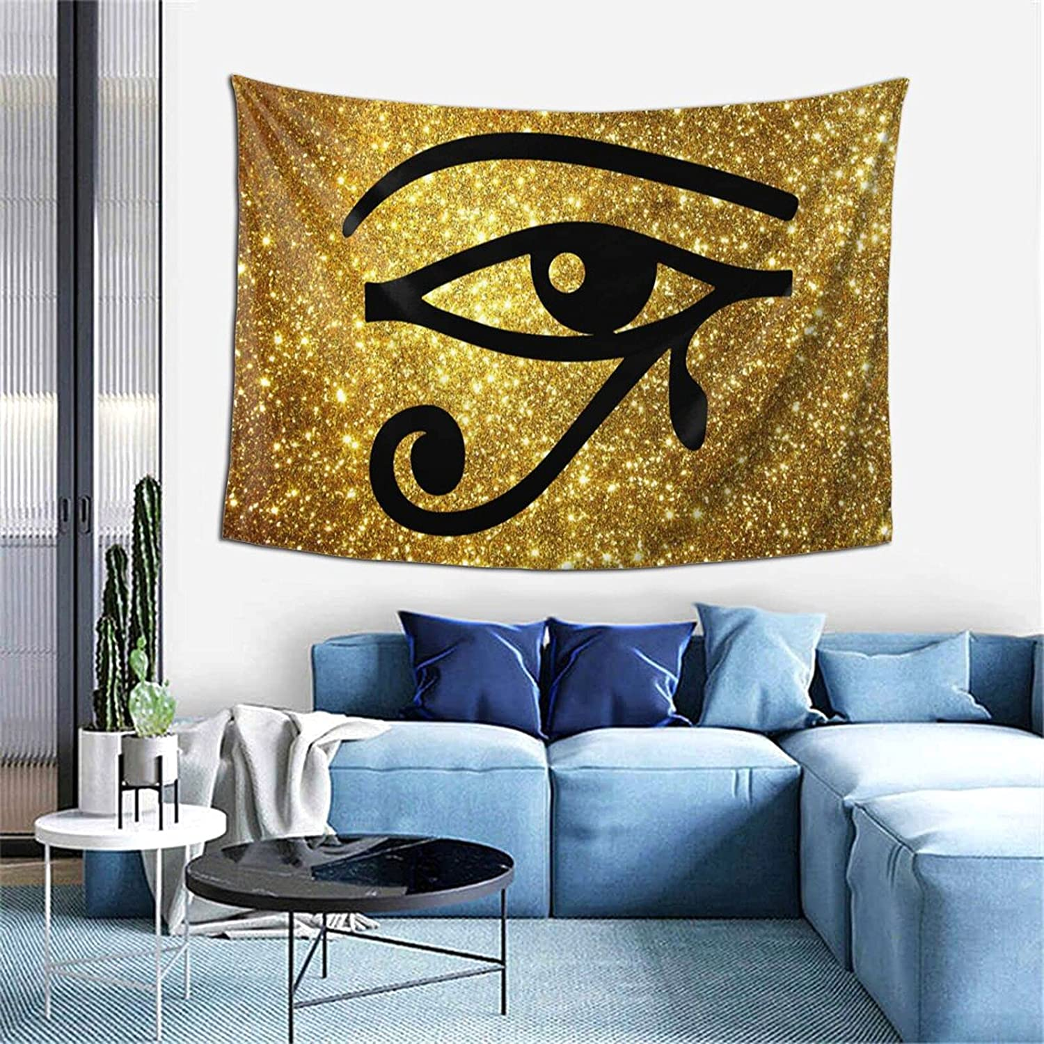 The Eye Of Ra Poster Tapestry Dorm Room Decor Wall Hanging For Room Bedroom Living Room Home Decors (60