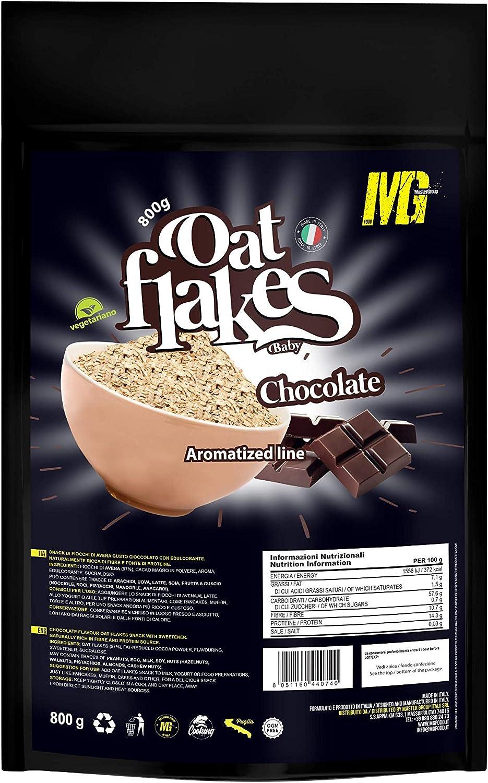 Fiocchi di Avena Baby Aromatizzati Cioccolato 800g: Amazon.es: Belleza