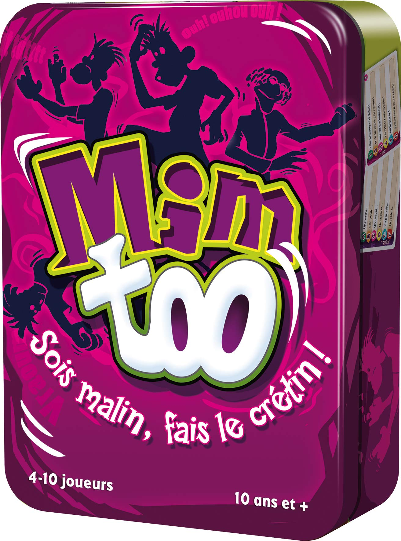 Asmodée Mimtoo, CGMIM01, Mood Game