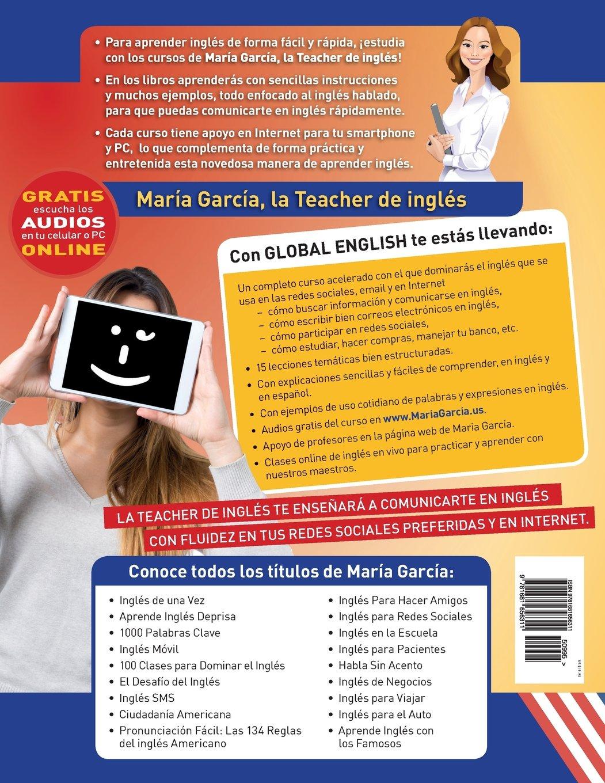 Inglés Para Redes Sociales.: Edición Bilingüe: Volume 2 María García, Tu Guía Latina: Amazon.es: Maria Garcia: Libros