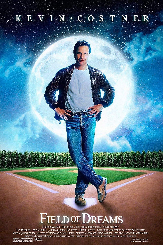 "up to 24/"" x 36/"" Script - Film Field of Dreams Screenplay POSTER! Baseball"