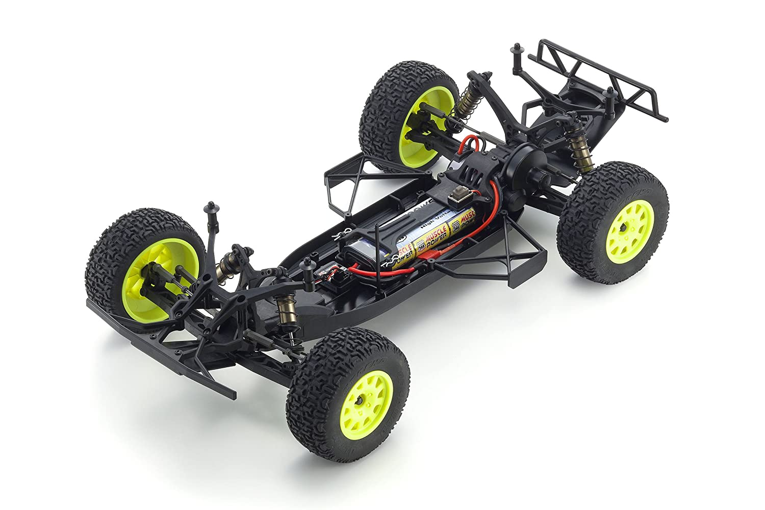 Kyosho Ultima Ready Short Course Rc Truck Toys Games Additionally Traxxas Slash 4x4 Slipper Clutch On Parts Diagram