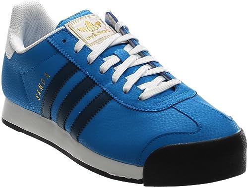 innovative design ec547 ba968 Adidas Originals Hombre Samoa Retro Sneaker, Azul, 13 D(M) US